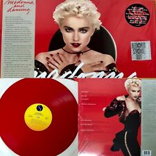 Madonna You Can Dance - Red Colored Vinyl RSD