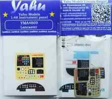Yahu YMA48069 1/48 Lancaster Instrument Panel