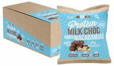 Vitawerx Milk Choc Coated Macadamias 60gx10