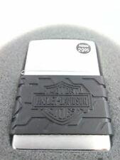 Vintage Zippo Lighter Harley Davidson Zip Guard NEW rubber