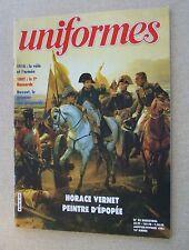 Les Armees De L'Histoire Uniformes – Janvier-Fevrier 1986