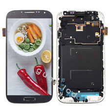 FIX For Samsung Galaxy S4 SGH-M919 T-Mobile LCD Touch Screen Digitizer +Frame