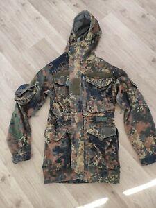 Leo köhler Smock Bundeswehr Scharfschütze EGB Fallschirmjäger Flecktarn Jacke