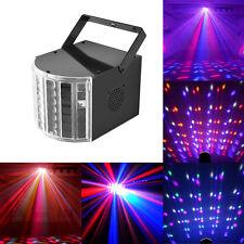 Mini RGBW LED Laser Stage Lighting DNX Projector Disco Party KTV DJ Lights