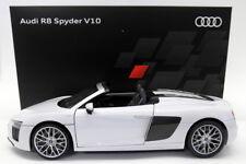 ISCALE 1/18 Scale Diecast - 5011618551 Audi R8 Spyder V10 Suzuka Grey
