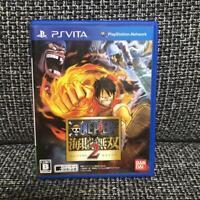 PSVITA/ One Piece Kaizoku Musou 2  Manga Anime Game from Japan