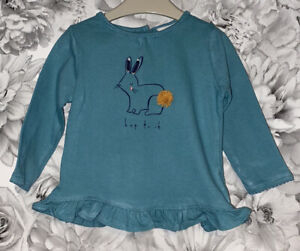 Girls Age 6-9 Months - Next Long Sleeved Top