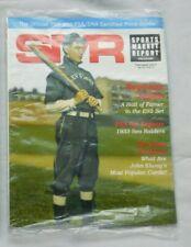 NAP LAJOIE Feb 2017 SMR Sports Market Report PSA Price Guide Factory Sealed