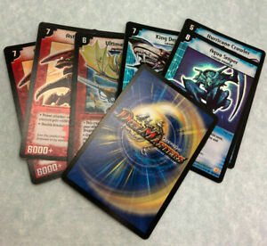 """2004 Wizards of The Coast Duel Masters Promo Card S10 YOU PICK """"Card Attributes"""""""