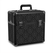 Roo Beauty Box Mamba Nail Case Professional Beauty Tools Storage Black
