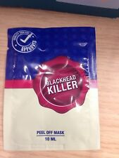 BLACKHEAD KILLER PEEL OFF MASK 10ML - FACE MASK