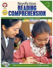 Nonfiction Reading Comprehension, Grades 7 - 8 by Schyrlet Cameron and...