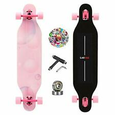 New listing Longboard,Stake Longboard for Beginer and Professional,High-end Design apink