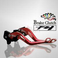 5D Short Adjustable Motorcycle Brake Clutch Levers for YAMAHA FZ1 FAZER 06-15