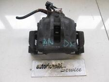 ALFA ROMEO 166 2.4 JTD 100KW 6M (1998 - 2003) RICAMBIO PINZA FRENO ANTERIORE DES