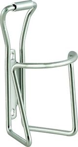 Stellavolta SILVER Alloy Water Bottle Cage 6mm in Silver