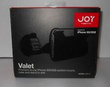 Valet Premium IPhone 3G/3Gs Suction Car Mount (New Old Stock)(QTY 1 ea)A04-1