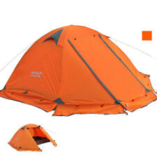 2 Person Durable Folding Waterproof Tent 4 Seasons Tent For Outdoor Camping US