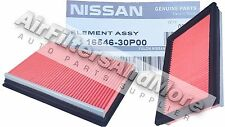 One New Genuine NISSAN INFINITI Replacemant Engine Intake Air Filter Element