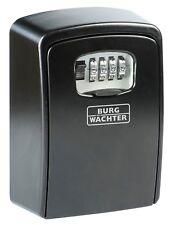 Burg Wächter Schlüsseltresor Key Safe 40 mit verschiebbarer Schutzklappe