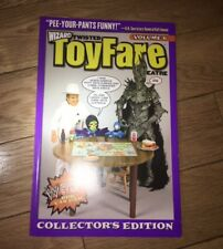 """""""Twisted Toyfare"""" ROB VAN DAM'S PERSONAL WRESTLING BOOK COLLECTION"""