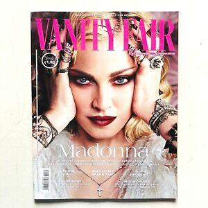 Vanity Fair n. 25 giugno 2019 Madonna Gué Pequeno Elettra Lamborghini Marchisio