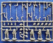 Perry miniatures British Infantry sprue (zulu war)