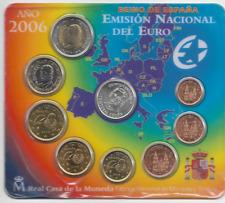 Espagne BU 2006 8 pièces et Médaille commémorative Christophe Colomb