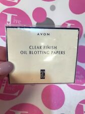 Avon Clear Finish Oil Blotting Papers Nip