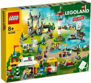 NEW LEGO Exclusive Legoland Park 40346 Building Set 2019