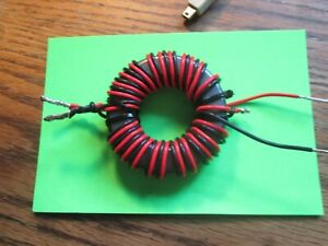 4:1  Balun  Covers 1.8Mhz  to 54 Mhz with Low SWR  (#1)