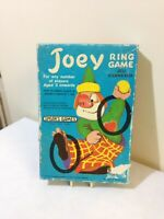Vintage 1975 Spears Joey Ring Game Clown Hoop Throwing Family Party Fun Retro