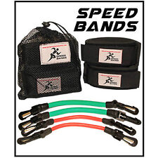 Speed Training with Speed Bands for Resistance loops explosive power and agility
