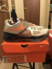 NIKE ZOOM KD IV 4 AS GALAXY ALL-STAR BIG BANG 520814-001 KEVIN DURANT US 8.5