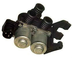 Heater tap, twin solenoid electronic - BMW 3 series E36 MY90-98. 64 11 8 375 792