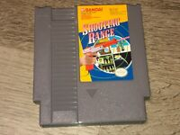 Shooting Range Nintendo Nes Cleaned & Tested Authentic