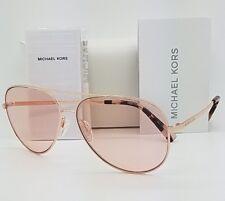 Nuevas Gafas de sol MK5016 1026 5 60 Michael Kors Oro Rosa Aviator 5016  Kendall a14aef8e542