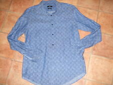 HUGO BOSS SHIRT/TOP,SIZE L SLIM FIT,G/C,DESIGNER MENS TOP,FREE UK POST