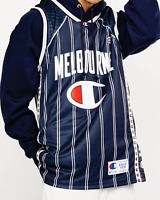 Melbourne United 20/21 Champion Fan Jersey, NBL Basketball