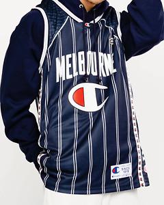 Melbourne United 20/21 Champion Fan Jersey, NBL Basketball
