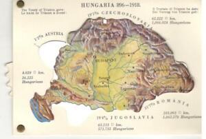 Ungarn, Hungaria 896-1918