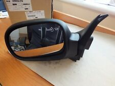 Genuine Suzuki Swift SF310 SF413 L/H Door Mirror Black Manual 84702-80E10-5PK S3
