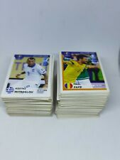 PANINI ROAD TO UEFA EURO 2016 FRANCE LOT 495 STICKERS VTG UNUSED ALL WITH BACK