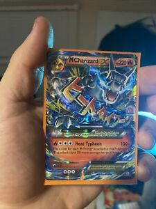 Pokemon Generations ULTRA RARE  Shiny Mega Charizard EX 12/83
