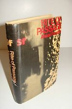Rite of Passage by Alexei Panshin 1969 UK 1st/1st Sidgewick & Jackson Hardcover