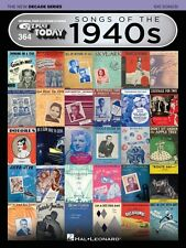 Songs of the 1940s The New Decade Series Sheet Music E-Z Play Today Vo 000159570