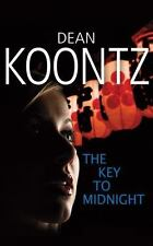 THE KEY TO MIDNIGHT unabridged audio book CD by DEAN KOONTZ - Brand New 11 Hours