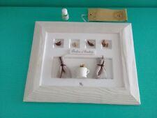 Décoration cadre en plâtre - Diffuseur de Parfum