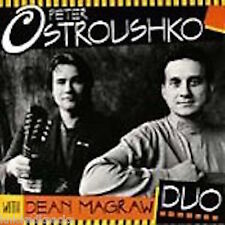 PETER OSTROUSHKO w/DEAN MAGRAW • DUO • used CD/very good • will ship world wide