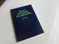 journal florentin ..RILKE